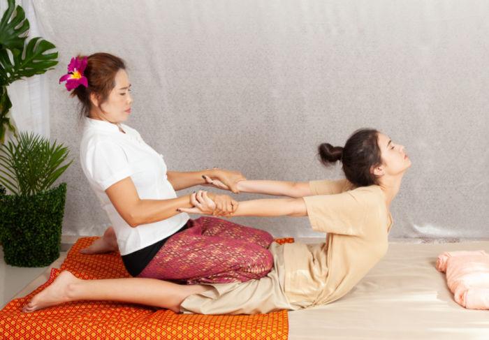 thai massage wolverhampton